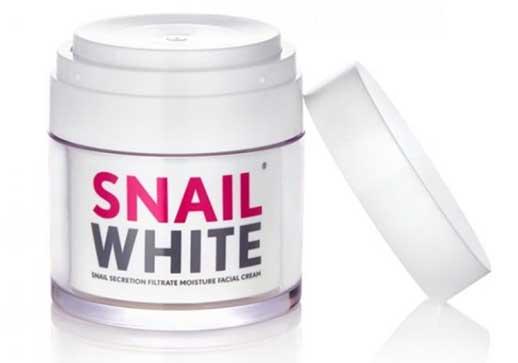 ครีมหน้าใส Snail white