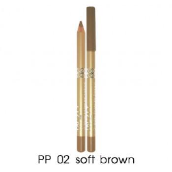 ดินสอเขียนคิ้วกันน้ำ IN2IT 2-Way Powder, Eyebrow Pencil