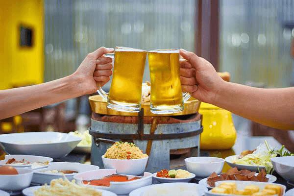 ห้ามดื่มเหล้าเบียร์